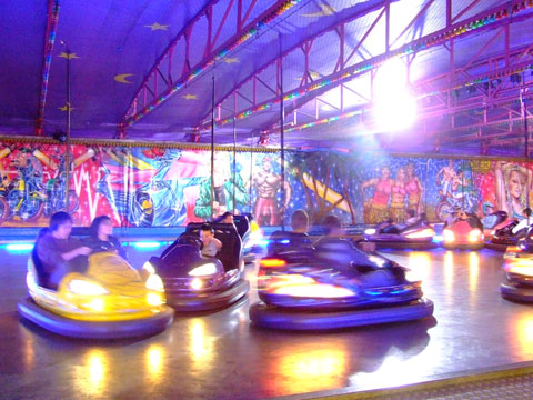 Traditional dodgems for hire for any eevent